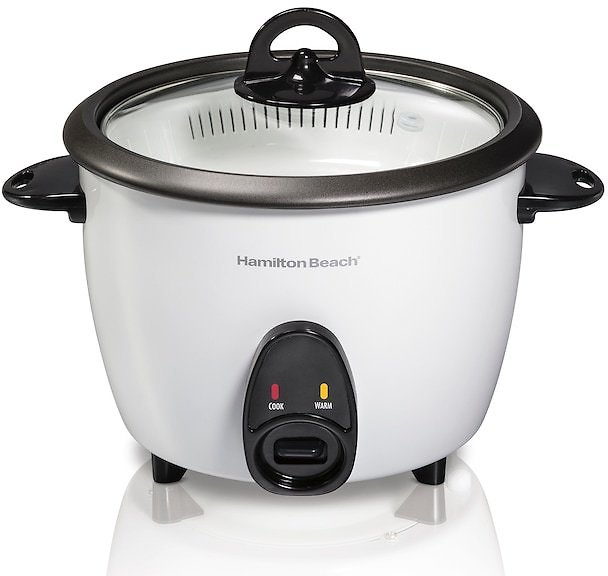 Hamilton Beach 16-Cup Rice Cooker At Kohl's