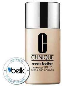 FREE GIFT Clinique Even Better Makeup Foundation Broad Spectrum SPF 15