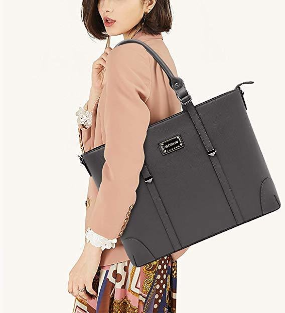 Save 50% | Stylish Shoulder Bag for Women - Laptop Bag, Tote Bag Ideal for Business, Travel and Casual Use