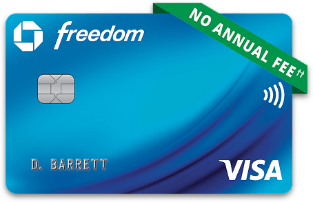 (Best Offer) Free $200 w/ Chase Freedom + 5% Cash Back
