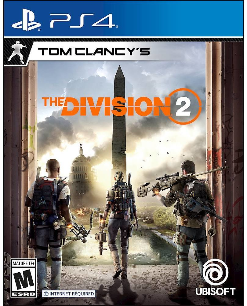 Tom Clancy's The Division 2 Standard Edition PlayStation 4 UBP30512184
