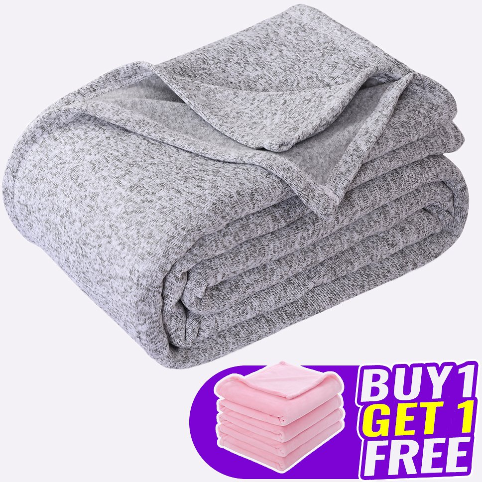 Buy one get one Save $19.99:$40.99 for two blankets