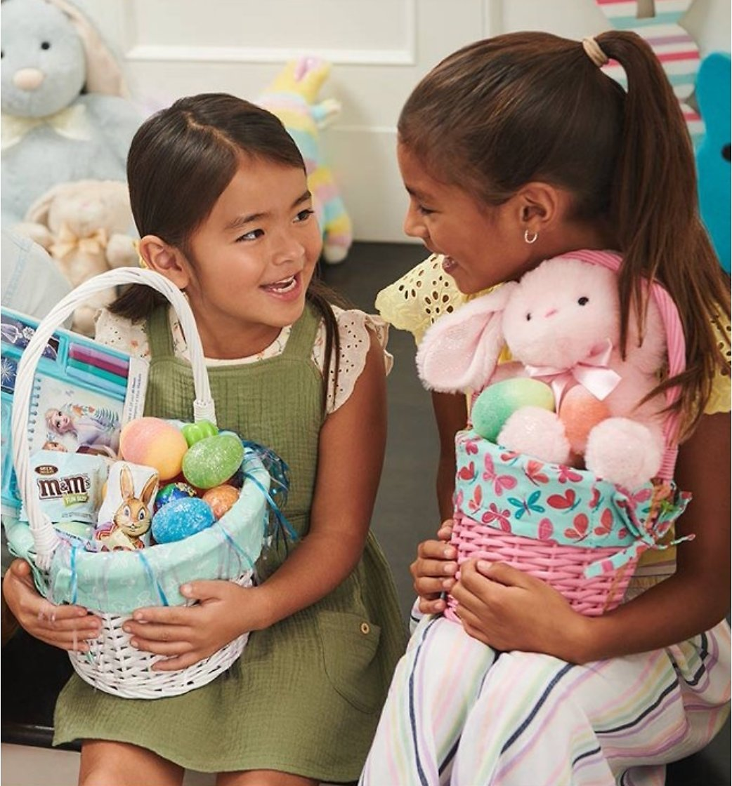 Easter Essentials! Candy, Baskets, Eggs, and Decorations | Walmart.com