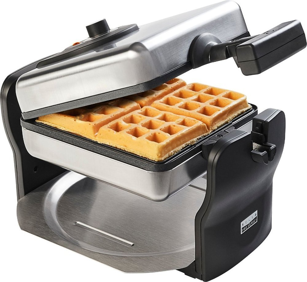 Today Only! Bella Pro Rotating Waffle Maker