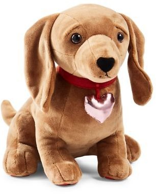 (65% Off)Martha Stewart Collection Valentine's Day Plush Dachshund, Created For Macy's & Reviews