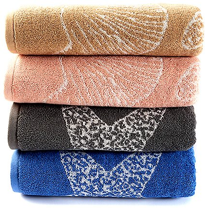 Revere Mills Shore Jacquard Towel Collection