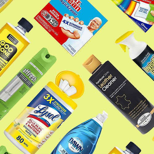 Big Lots Everyday Cleaning Supplies from $1