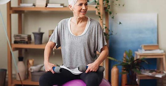 8 Tips for Easing Into An Exercise Routine