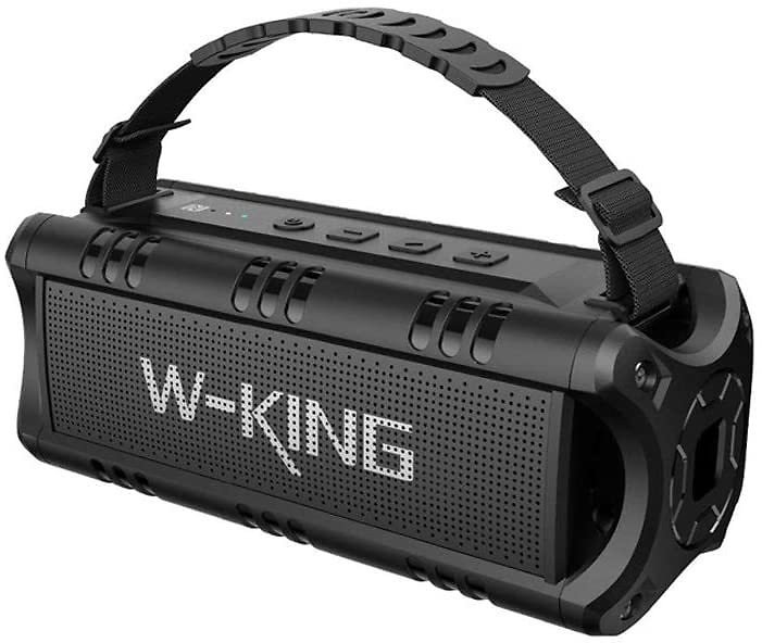 30W TWS Portable Wireless Speakers with Powerful Bass and 24 Hours Playtime