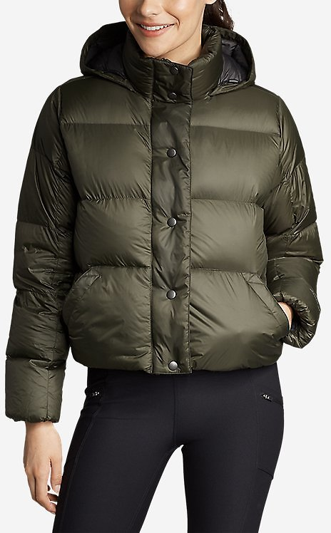 Eddie Bauer Women's CirrusLite Down Puffer Jacket (3 Colors)