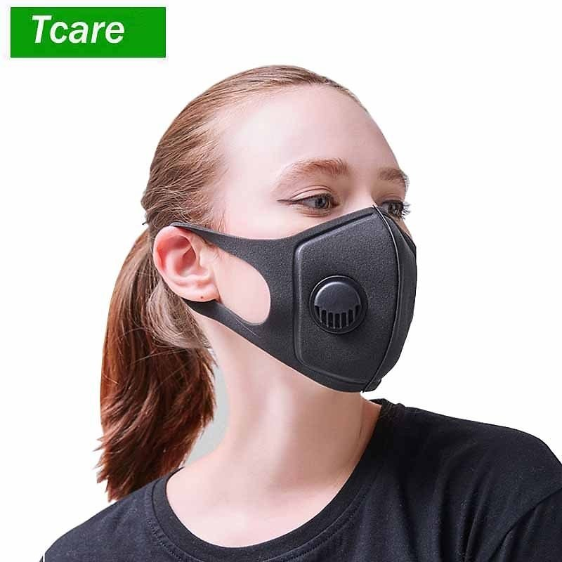 Pollution Mask Military Grade Anti Air Dust and Smoke Pollution Mask with Adjustable Straps and a Washable AliExpress