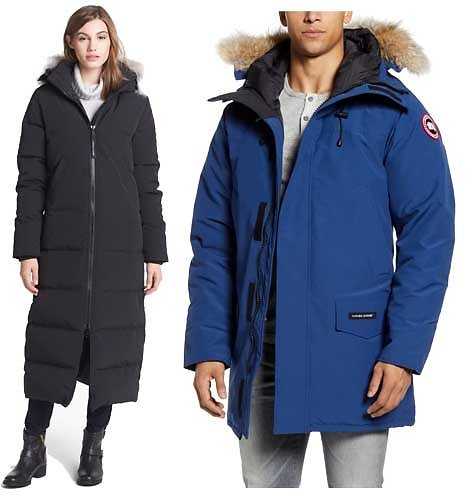 Rare Offer! 25% Off Select Canada Goose + F/S