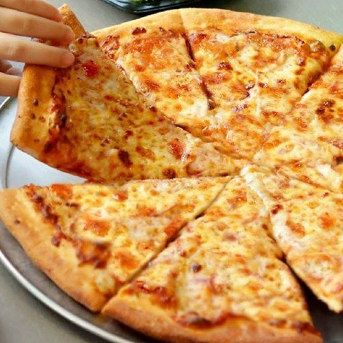 Chuck E. Cheese Large Cheese Pizzas
