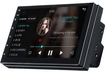IMars 7 Inch for Android 8.0 Car Stereo Radio Quad Core 1+16G 2 DIN 2.5D MP5 Player WIFI FM Support Rear Carema Car Audio & Monitor from Automobiles & Motorcycles on Banggood.com
