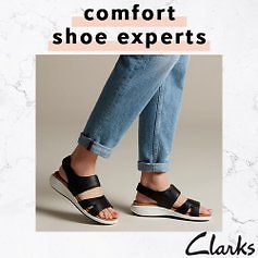 Up to 70% Off On Clarks Footwear for Women – Starting At ONLY $20 (Lots of Styles!)