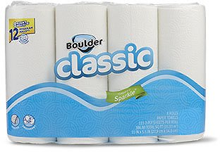 8-Ct ALDI Boulder Giant Paper Towels (In-Store)