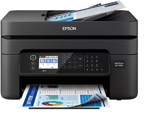 Epson WorkForce Wireless Printer w/ADF