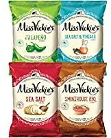 28-Ct Miss Vickie's Kettle Cooked Potato Chip Variety Pack