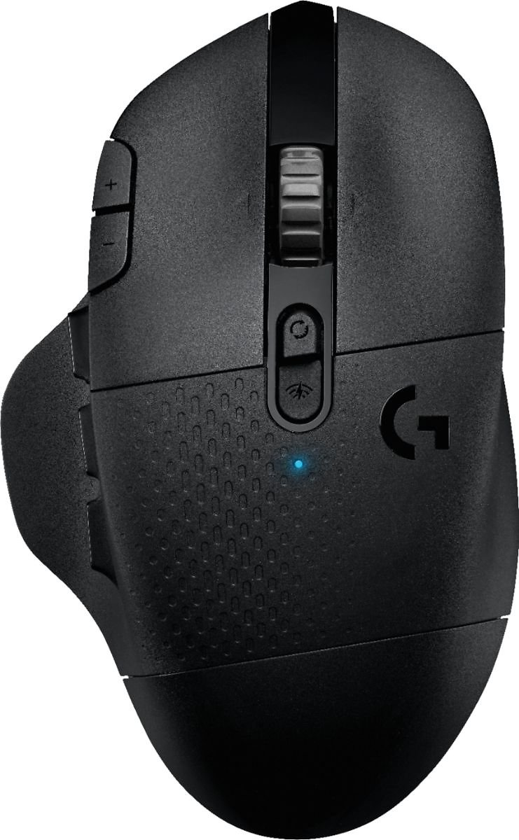 Logitech - G604 Wireless Optical Gaming Mouse