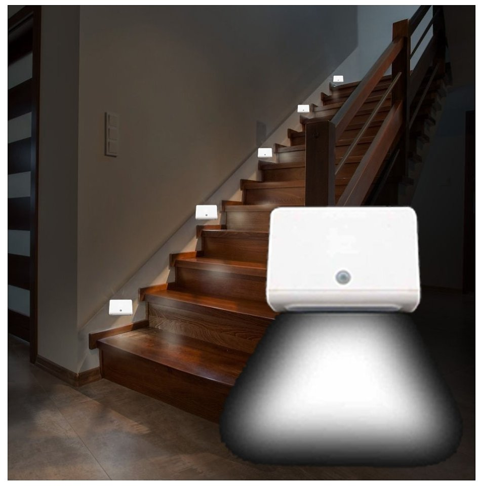 Wireless Motion Activated Path Light