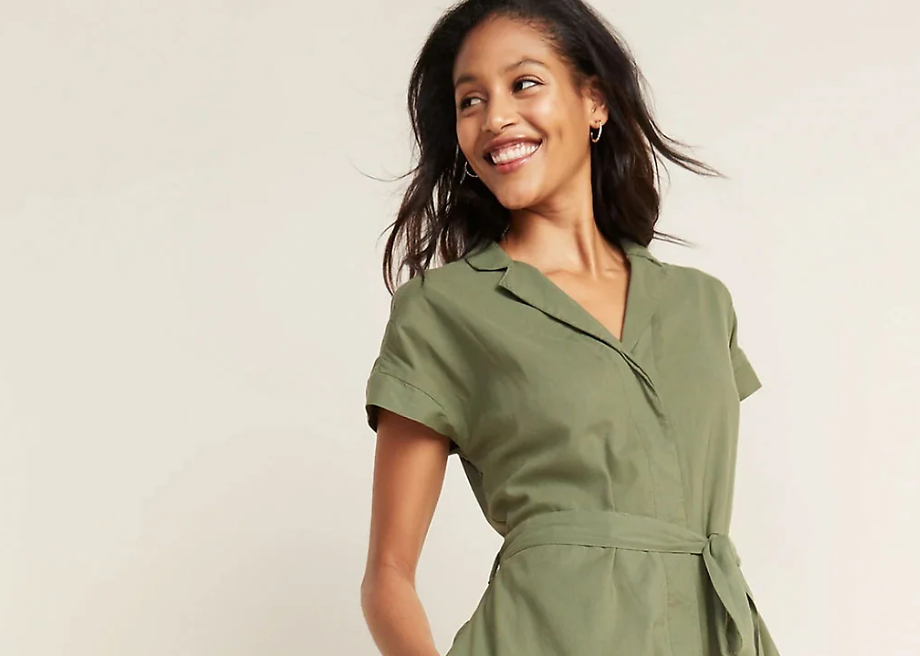 Up to 50% Off Old Navy: Clothes to Throw On and Look Polished
