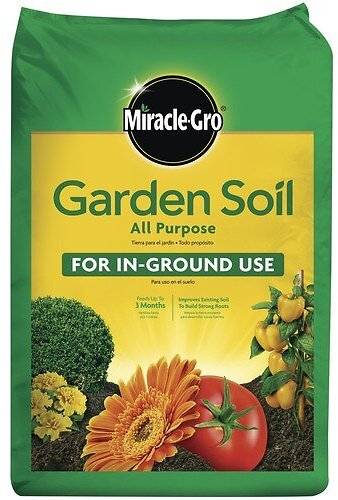 Miracle-Gro All Purpose Garden Soil (In-Store)