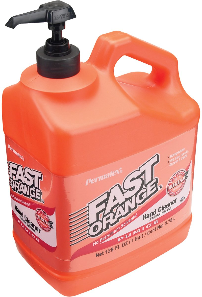 Fast Orange Pumice Hand Cleaner - —One Gallon| Northern Tool