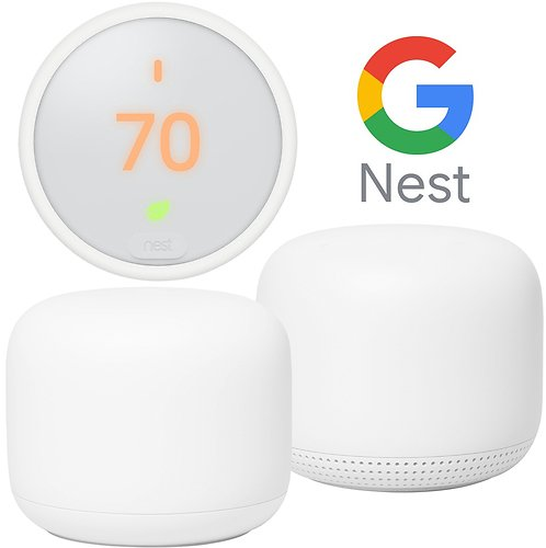 Google Nest Wifi Router Dual Band Mesh System (F/S)