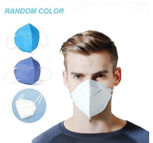 Random Color 4-Layer KN95 Face Mask High Quality Anti-Dust / Anti-FogFace Prevent Virus Mouth Respirator Windproof PM 2.5 Mask - Newegg.com
