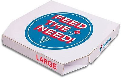 Feeding The Need: Domino's® Is Giving Away 10 Million Slices of Pizza Nationwide