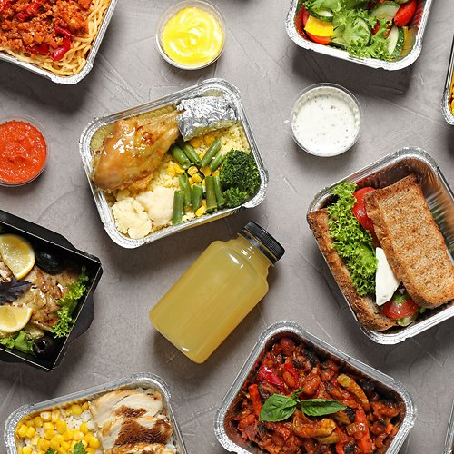 Free Food Delivery Offers