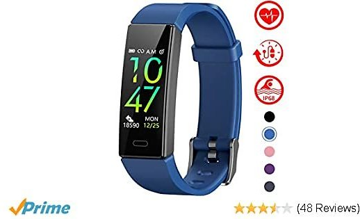 15% OFF Mgaolo Fitness Tracker with Blood Pressure Heart Rate