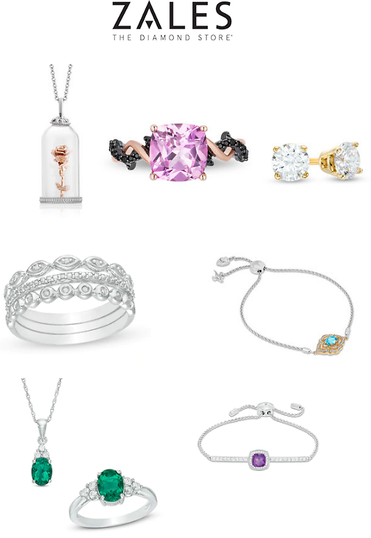 SAVE UP TO 50% OFF MOTHERS DAY SPECIALS | Zales | Your Online & Local Jewelry Store