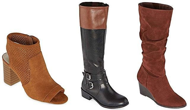 Women's Boots & Booties Up to 85% Off At JCPenney (Starting At JUST $10!)