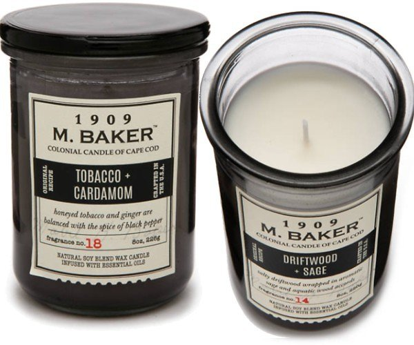 Aromatherapy & Scented Candles (Mult. Scents)