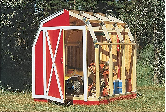 Quick Framer Universal Storage Shed Framing Kit