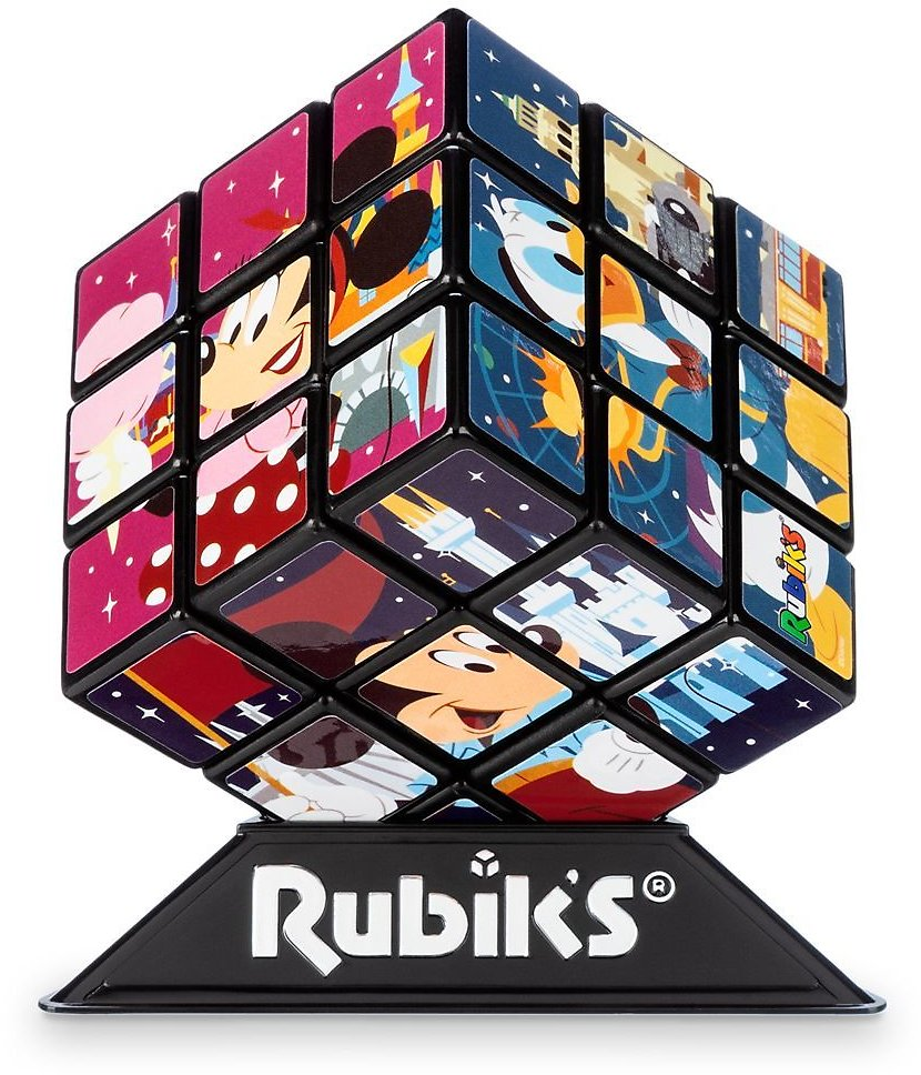 Mickey Mouse and Friends Rubik's Cube Puzzle