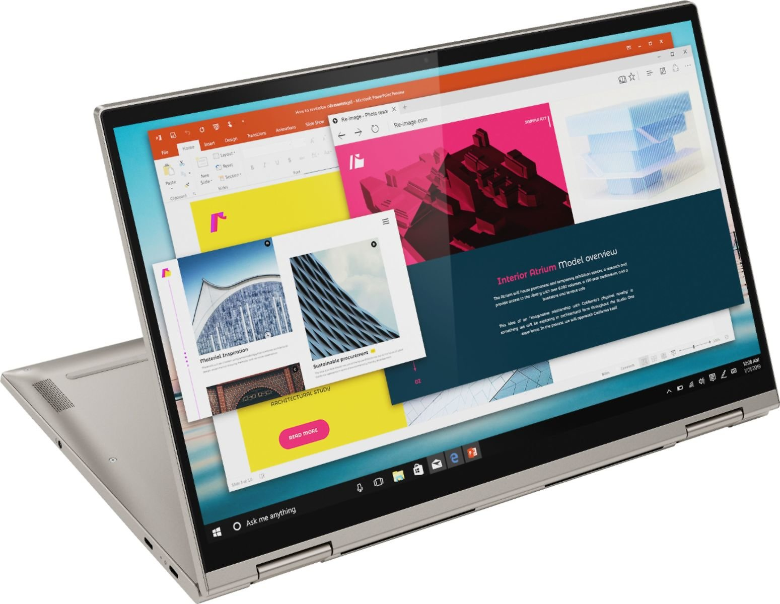Save $300 Today Only! Lenovo - Yoga C740 2-in-1 15.6