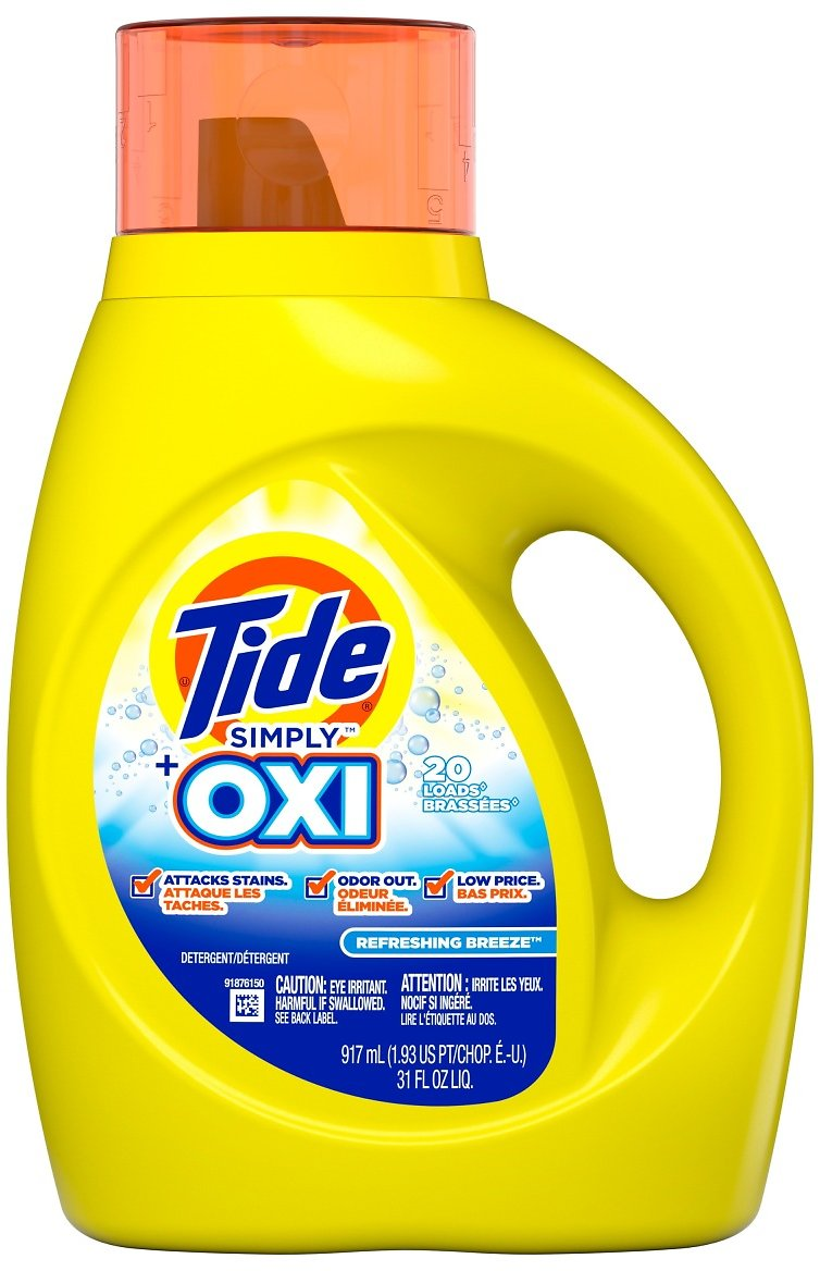 $1.94 Tide Detergents (In-Store)