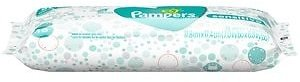 Pampers Sensitive Baby Wipes Convenience Pack, 18 CT (with Photos, Prices & Reviews) - CVS Pharmacy