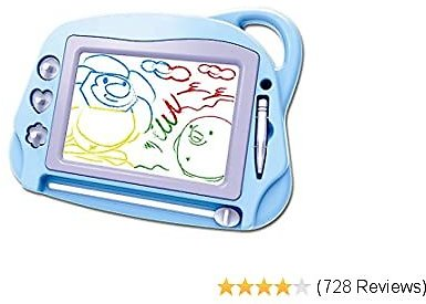 Magnetic Drawing Board Mini Travel Doodle