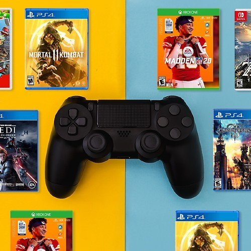 $9.99+ Video Games from Best Buy!