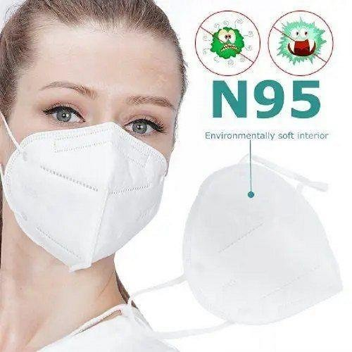 N95 Disposable Mask Gas Mask Anti-fog PM2.5 Antibacterial Safety Mask