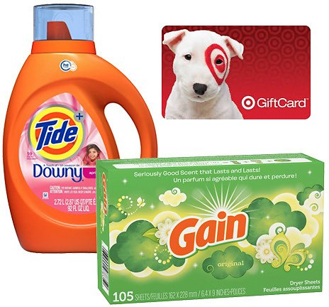 Free $10 Gift Card w/ 3 Laundry Care Purchase (6/13-6/17)