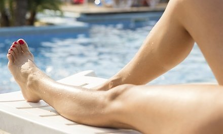 Three Laser Hair Removal Treatments At Lakeview Aesthetic (Up to 91% Off)