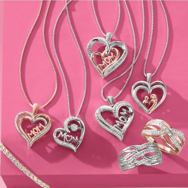 Up to 70% Off Mother's Day Jewelry + Extra 25-30% Off