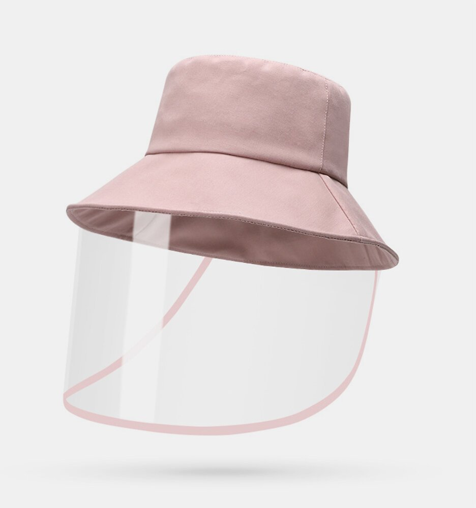 [US$13.99 44% OFF] Unisex Anti-fog Hat Protect Eye Goggles Bucket Hats Men\'s Accessories from Clothing and Apparel On Banggood.com