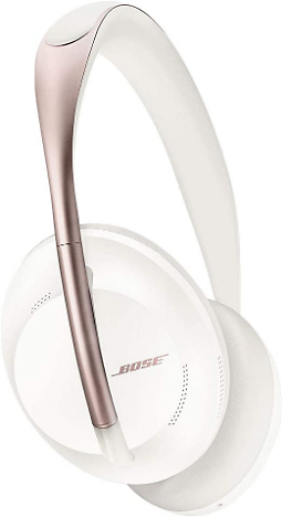 Bose Noise Cancelling Wireless Bluetooth Headphones 700, with Alexa Voice Control, Arctic White: Electronics