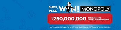 Win $250 Million in Prizes Playing Monopoly | Safeway