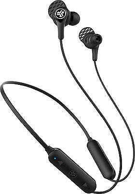 JLab Audio - Epic Executive Wireless Noise Cancelling In-Ear Headphones - Black